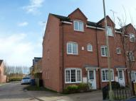 3 bed Town House to rent in Booth Road, BANBURY, OX16