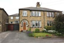 3 bed semi detached house in Savile Drive...