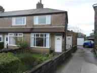 semi detached house in Sandhall Drive...