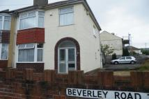 property to rent in BEVERLEY ROAD, HORFIELD