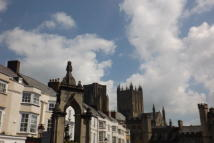 Flat to rent in High Street, Wells, BA5