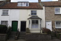 2 bed Terraced home in St Thomas Street, Wells...