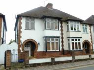 semi detached home in Chestnut Walk...
