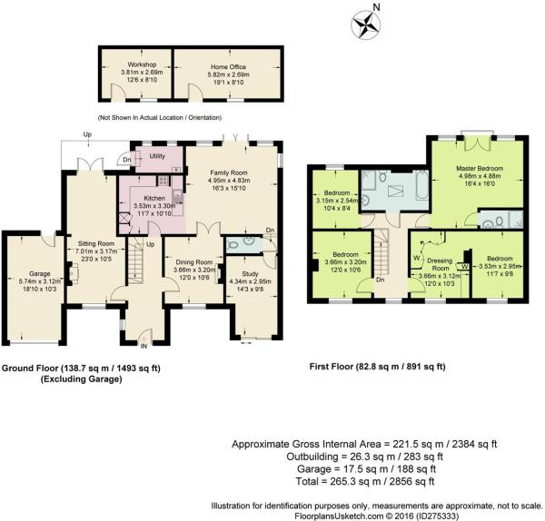 amended floor plan T