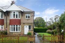 3 bedroom semi detached home in Moorhead Crescent...
