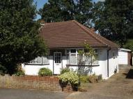 Semi-Detached Bungalow for sale in compton place...