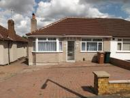 Semi-Detached Bungalow to rent in St Georges Drive...