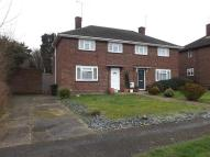 3 bedroom semi detached property in romilly drive...