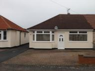 2 bedroom Semi-Detached Bungalow for sale in penrose avenue...