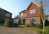 4 bedroom Detached house to rent in Marden Way, Petersfield