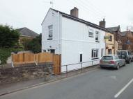 Terraced house in Station Road, Biddulph