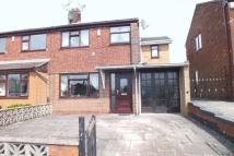 semi detached home for sale in Ian Road, Newchapel...