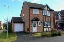 3 bedroom Detached home in Cottons Meadow...