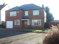 5 bed Detached house for sale in Harlequin Close, Ledbury...