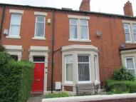 Terraced home for sale in Albury Park Road...