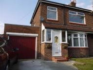 3 bed semi detached home in Cedarwood Avenue...
