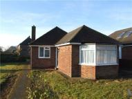 Woodfield Drive Bungalow to rent