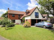 5 bedroom Detached house in Horseshoe Lodge, Warsash