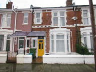 Terraced home to rent in Tredegar Road, Southsea