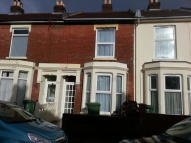 Terraced house in Wyndcliffe Road, Southsea