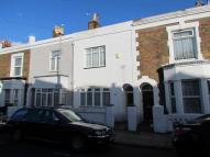Terraced property in Britannia Road, Southsea