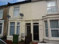 Terraced house to rent in Northcote Road, Southsea