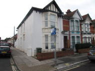 End of Terrace house in Haslemere Road, Southsea