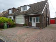 semi detached home in Station Road, Drayton