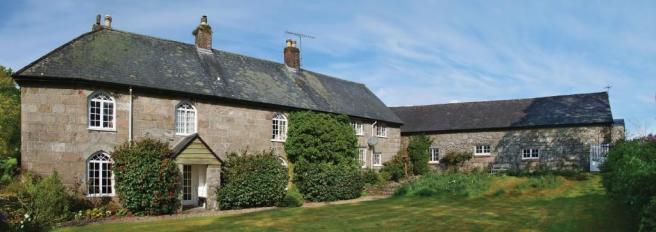 5 Bedroom Character Property For Sale In North Bovey TQ13