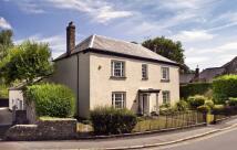 Detached house in Moretonhampstead, Devon