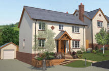 4 bed new property in Plot 39, The Edworth...