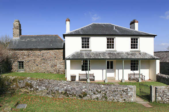 6 Bedroom House For Sale In North Bovey Dartmoor National Park TQ13