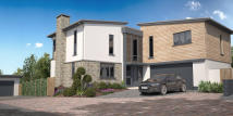 new house in Cedar Court, Rockbeare...