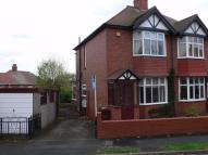 semi detached home in Sandybank Avenue...