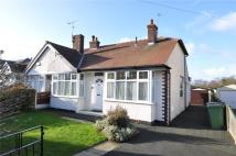2 bed Bungalow in Lyndhurst Road, Irby...