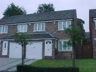 semi detached house to rent in Longlands Drive...