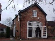 The Coach House West Park Road Detached property to rent