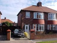 3 bedroom semi detached home to rent in West Grange, Sunderland...