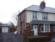 semi detached property to rent in Northbourne Road, Jarrow...