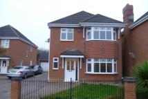 4 bed Detached property in Swan Close, Brackley