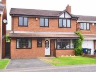 4 bedroom Detached home for sale in Lindisfarne, Glascote...