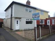 3 bed semi detached house in Scarborough Road...