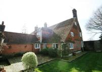 Farm House in Cranbrook Road, Benenden...