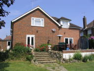 Detached home in Homewood Road, Tenterden...