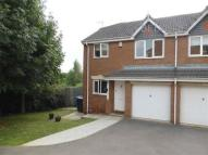 3 bedroom semi detached home in Braithwaite Close...