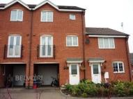 Town House to rent in Burdock Way, Desborough