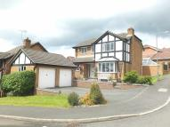 Detached property in Meynell Rise, Ashbourne...