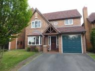 4 bedroom Detached house for sale in Margery Close, Ashbourne...