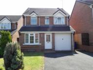 3 bed Detached property in Tunnicliffe Way...
