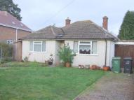 3 bedroom Bungalow in Hazel Road, Park Street...